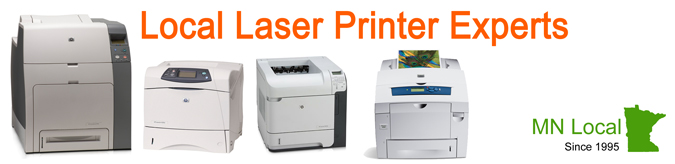 St Paul, MN HP Laserjet Printer Support